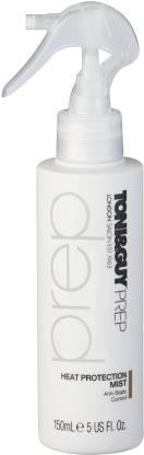 TONI & GUY Prep Heat Protection Mist, Anti-Static Control 5 oz Hair Spray