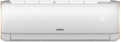 Onida 1 Ton 3 Star Split AC   White