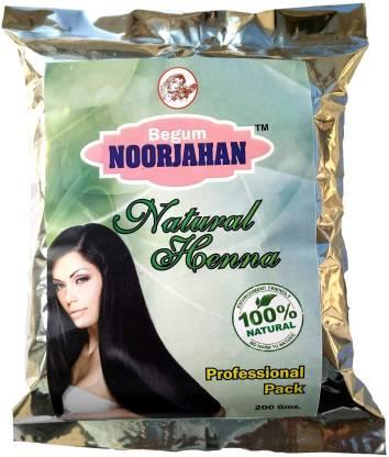 begum Noorjahan henna powder