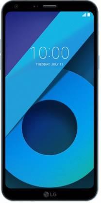 LG Q6+ (Blue, 64 GB)