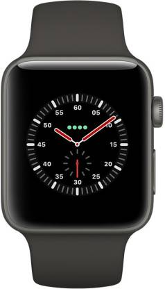 Apple Watch Edition Series 3 GPS + Cellular- 42 mm Gray Ceramic Case with Sport Band