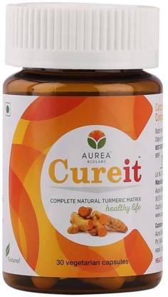 Aurea Aurea Biolabs Cureit - Bio Efficient Curcumin