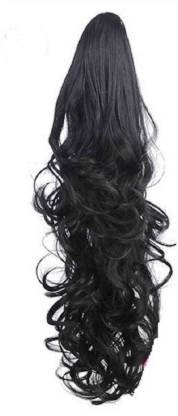PEMA 30 Seconds Claw Style 2 Step Natural Black Hair Extension