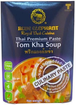 Blue Elephant Thai Tom Kha Soup Paste, 70 Gms