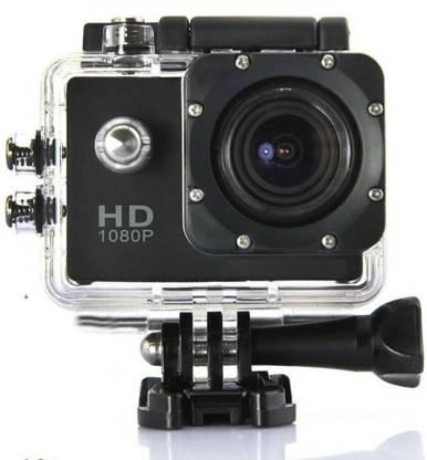 SHRIH Full HD 1080P Sports DV Action Waterproof Camera Sports & Action Camera