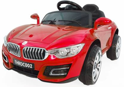 Toyhouse Avenger Luxurious Rechargeable Swing function with Remote for kids(2 to 4 yrs) Car Battery Operated Ride On