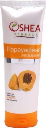 Oshea Herbals PAPAYA CLEAN ANTI BLEMISHES FACE WASH Face Wash