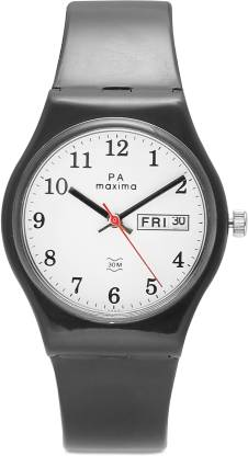 Maxima 02202PPGW Analog Watch - For Men