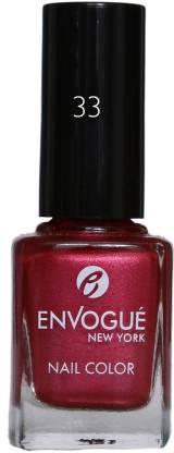 ENVOGUE Nail Polish Rose Bower 9.5ml Rose Bowe