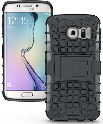 Micomy Back Cover for Kick Stand Back Case for Samsung Galaxy S6 Edge Plus