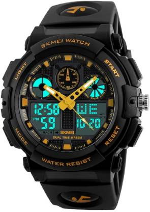 Skmei Analog Digital Analog-Digital Watch - For Men