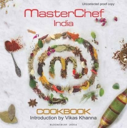 Masterchef India: Cookbook