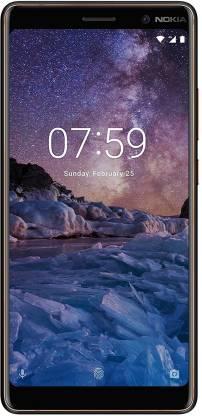 Nokia 7 Plus (Black & Copper, 64 GB)