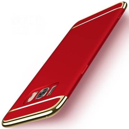 SKIN WORLD Back Cover for Samsung S8 S8 + Red