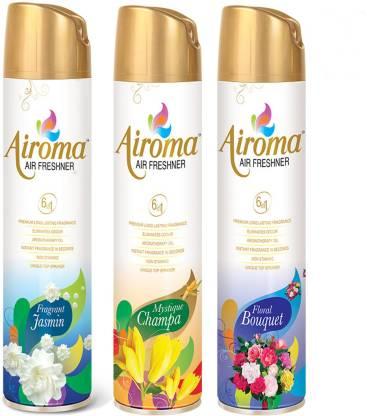 Airoma Assorted Fraganance Spray