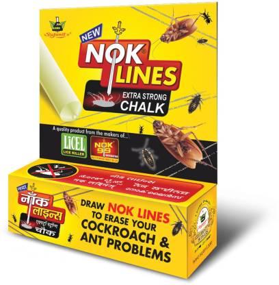 Sujanil Nok Lines Strong Sugar Coated Chalk Cockroach Killer