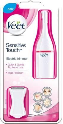 Veet Sensitive Touch  Runtime: 30 min Trimmer for Women