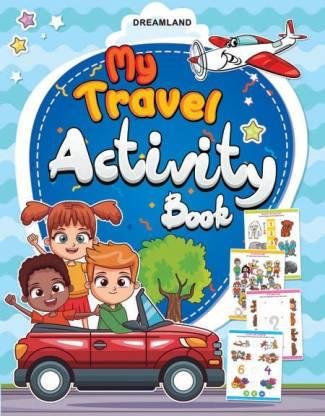 My Travel Activity Book