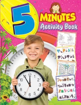 5 Minutes Activity Book