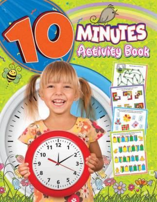 10 Minutes Activity Book