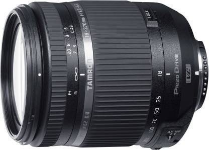 Tamron 18-270mm F/3.5-6.3 DiII VC PZD  for Nikon DSLR Camera  Lens