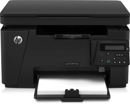 HP LaserJet Pro MFP M126nw Multi-function Monochrome Laser Printer