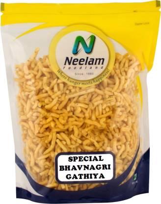 Neelam Foodland SPECIAL BHAVNAGRI GATHIYA