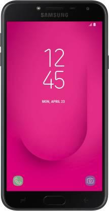 Samsung Galaxy J4 (Black, 16 GB)