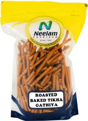 Neelam Foodland ROASTED BAKED TIKHA GATHIYA