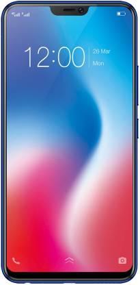 vivo V9 (Sapphire Blue, 64 GB)