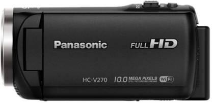 Panasonic HC-V270 PANASONIC HC-V270 CAMCORDER (BLACK) Camcorder