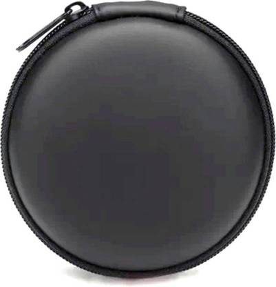 Protos Earphone Pouch Zipper Pocket Bluetooth Headset Cover Case Earphone Cable Organizer