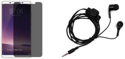 Mudshi Screen Protector Accessory Combo for Redmi Note 4