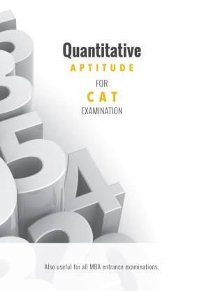 Quantitative Aptitude for CAT Examination