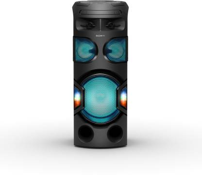 SONY MHC-V71D Gesture Control with 360 Degree Light Bluetooth Party Speaker