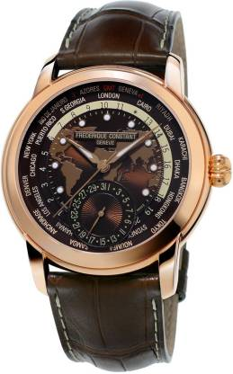 Frederique Constant FC-718BRWM4H4 Analog Watch - For Men