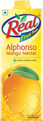 Real Alphonso Mango Nectar  (1 L)