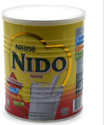 Nestle Nido Fortified Full Cream  - 400g Milk Powder