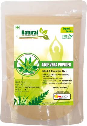 Natural Health and Herbal Products NATURAL ALOE VERA POWDER