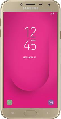 Samsung Galaxy J4 (Gold, 16 GB)