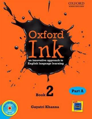Oxford Ink Book 2 Part A: An Innovative Approach to English Language Learning