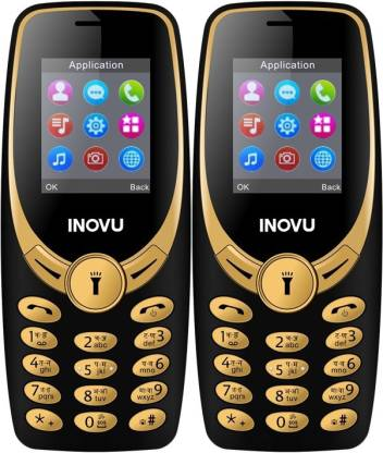 INOVU A1s Combo of Two Mobiles