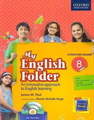 My English Folder Literature Reader 8