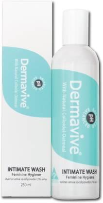 Dermavive Intimate Wash - 250ml Intimate Wash