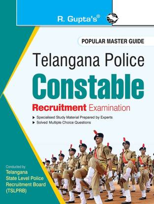 Telangana Police Constable (Preliminary) Exam Guide