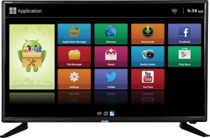 Mitashi 80.01cm (31.5 inch) HD Ready LED Smart TV