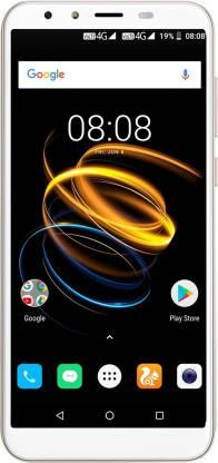 iVoomi i2 Lite (Saturn Gold, 16 GB)