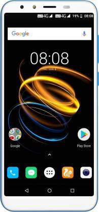 iVoomi i2 Lite (Neptune Blue, 16 GB)