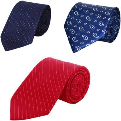 StyleRide Printed Tie