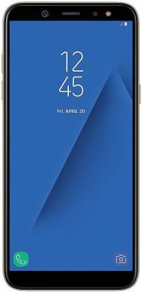 SAMSUNG Galaxy A6 (Gold, 32 GB)